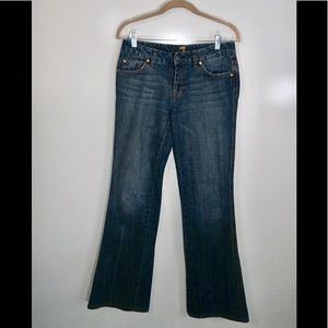 7 For All Mankind Crystal A pocket bootcut denim